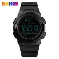 Jam Tangan Pria Olahraga Smartwatch Bluetooth SKMEI 1440 - Hitam