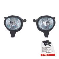 FOGLAMP/LAMPU KABUT TOYOTA VIOS 2006 AKSESORIS MOBIL TOYOTA TY154