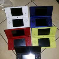 NINTENDO DS LITE R4 8GB FULL GAMES Kuning