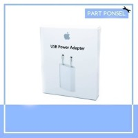 Adaptor kepala charger iPhone x 5 5s 6 plus 6s 7 8 plus original