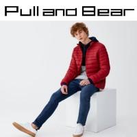Jaket Pria Musim Dingin Pull N Bear Original