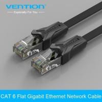 [IBA - 2M] Vention Kabel Flat LAN RJ45 Cat.6 UTP