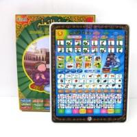 GROSIR Playpad Muslim 4 Bahasa + LED Ipad Mainan Edukasi Anak