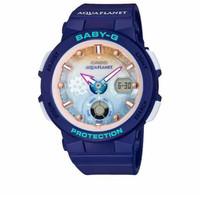 CASIO Baby-G BGA-250AP-2A Aqua Planet Japan Edition Jam Tangan Wanita