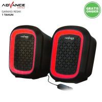 Advance Duo 050 Speaker 2.0 Mini Channel