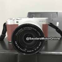 (Used) Fujifilm X-A3 Brown + Lens Kit XC 16-50mm F3.5-5.6 OIS