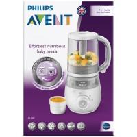 Philips Avent 4 In 1 Healthy Baby Food Maker Blender Makanan Bayi