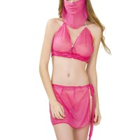 L-849 Sexy Pink Gypsy Dancer Lingerie Cost