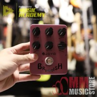 Efek Gitar JOYO British Sound JF-16 Efek Pedal Stompbox