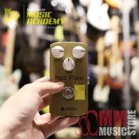 Efek Gitar JOYO Hot Plexi JF-32 Efek Pedal Stompbox