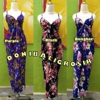 Dress bali dress gunung