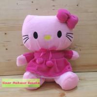 Boneka mainan anak perempuan Hello kitty lucu