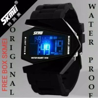 Anti Air Jam Tangan Sport Pria Lasika Original (Casio G-Shock Skmei )