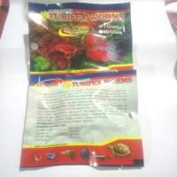 Tubifex Worms / Cacing Kering Pakan Makanan ikan hias