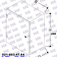 [PENAWARAN] BOX PANEL LISTRIK IP55 Uk. 25x20x15