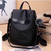 Backpack WB 326 Tas Ransel Wanita Import Korean Style