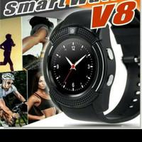 Jam Tangan SmartWatch / SmartWatch V8 NEW