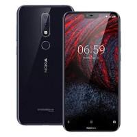 Cuantik Orii Nokia 6.1 Plus Smartphone - 4/64Gb - Garansi Resmi -