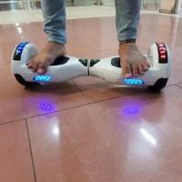 Promo Airwheel Board Double LED Music Speaker Bluetooth / SmartWheel