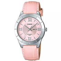 CASIO ORIGINAL Standard LTP-1410L-4AVDF - Jam Tangan wanita - Pink