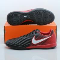 Sepatu futsal Nike Magista Onda II IC Black Red