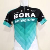 Baju Sepeda Jersey Set Specialized BORA - Baju & Bib