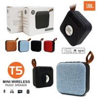 Speaker Bluetooth Mini JBL T5 Wireless Music / SPEAKER JBL T5 WIRELESS