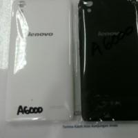 new back door Lenovo A6000 Cover Tutup Casing belakang