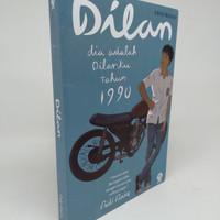 Buku Novel Dilan 1 Satu - Pidi Baiq