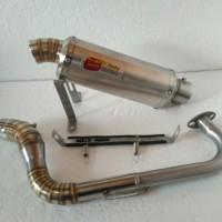 knalpot cld for motor metic mio vario beat scopy