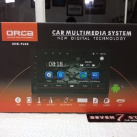 Tv android orca adr7688 - double din android - head unit android