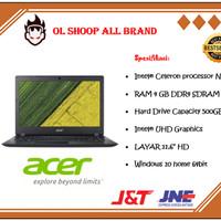 """ACER ASPIRE 3 A311 N4000 4GB 500GB 11.6"""" WIN10 - BLACK"""