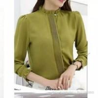 blouse opnasel kerah sanghai