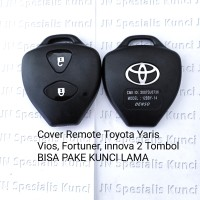 Cover Remote Toyota Yaris,Vios,Fortuner,innova