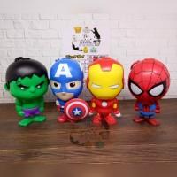 Bagcharm / Gantungan kunci / Figurine / Figure Pen Disney Marvel ori