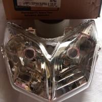 REFLEKTOR HEAD LAMP SUPRA X 125 2007 MERK WIN 33110-KVL