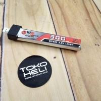 Gaoneng GNB 3.8V 300mAh 30C 1S HV Lipo Battery PH2.0 Mobula7 UR65 Tiny