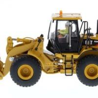 Diecast / Miniatur alat berat CAT 950H Wheel loader. skala 50