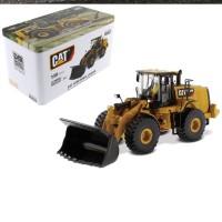 Diecast / Miniatur alat berat CAT 972M Wheel Loader. Skala 50