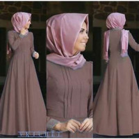 Vrichel Collection Maxi / Dress / Gamis / Hijab
