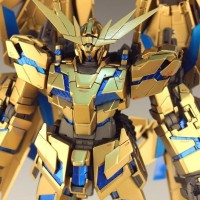 Good Quality Mg Rx-0 Unicorn Gundam 03 Phenex , Bandai