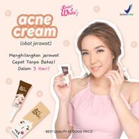 Everwhite Acne Cream - Krim Penghilang Jerawat