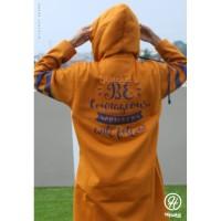 Produk Unggulan Jaket Hijab / Hijacket Beautix Gold [Premium Beauty]