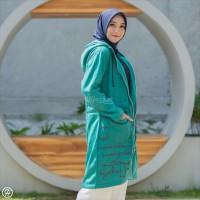 Produk Terlaris Hijacket / Jaket Hijab [Premium-Tourque] Elegan