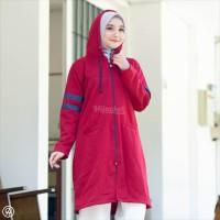 Produk Terbaru 🔥 M Fit L Sampai Jumbo Jaket Hijab / Hijacket