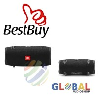 JBL Xtreme-2 Speaker Bluetooth Xtreme2 Garansi IMS-Black
