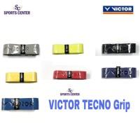 NEW !! Grip Badminton Victor TECNO / Victor Tecno Grip