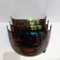 kaca helm flat/visor flat kyt rc7 r10 k2rider v2r mds viktory