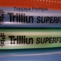 SELANG AIR ELASTIS TRILIUN 1/2 SUPERFLEX .(Hrg per mtr)
