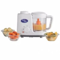 Baby Safe - Baby Food Maker Machine Steam and Blend Makanan Bayi
